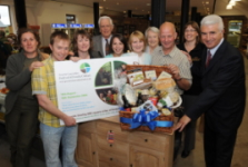RK Alker Author from Little Green Men Chilli Sending a Royal Hamper to Prince Charles HRH The Prince of Wales